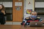 """Messina, De Luca: """"Fase 2? Bisogna avere il coraggio di prendere le decisioni"""""""