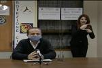 """Coronavirus a Messina, De Luca: """"Dal 25 aprile il coprifuoco scatta alle 20"""""""