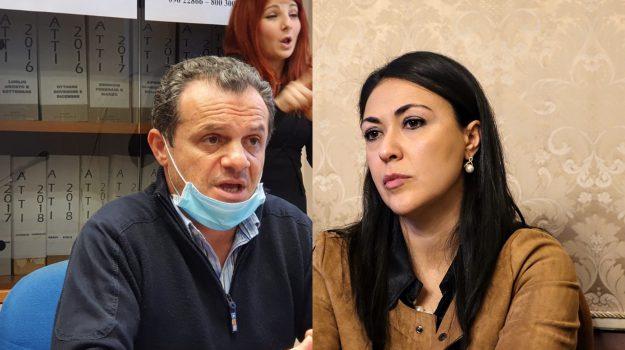 comune messina, m5s, Cateno De Luca, valentina zafarana, Messina, Sicilia, Politica