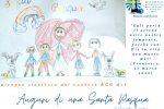 Messina, l'arcobaleno della vita con Gesù: il messaggio della piccola Sofia