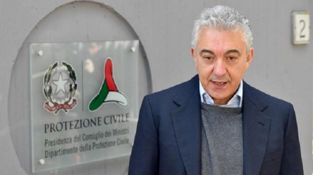 Il commissario per l'emergenza Covid, Domenico Arcuri