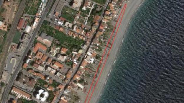 erosione costiera, galati, Messina, Sicilia, Economia