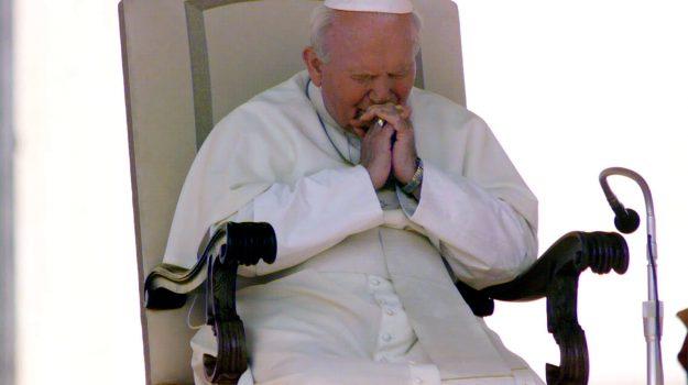 fede, Giovanni Paolo II, Papa Francesco, Sicilia, Società