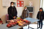 Oltre mille mascherine distribuite nella quarta municipalità di Messina