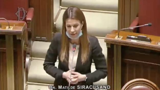 camera dei deputati, decreto rilancio, editoria, Matilde Siracusano, Messina, Sicilia, Politica