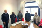 Coronavirus, la tifoseria del Messina dona un ventilatore al Covid Hospital