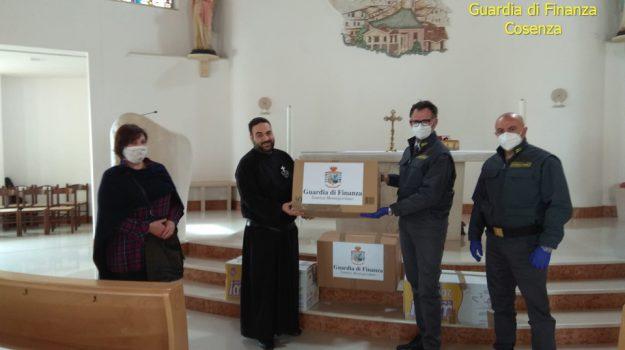donazione, montegiordano, Cosenza, Calabria, Cronaca