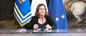 Il ministro per le Politiche sociali, Nunzia Catalfo