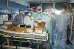 Lamezia, consegnati all'Ospedale i dispositivi medici donati da avvocati e professionisti