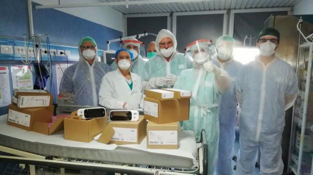 coronavirus, ospedale lamezia, Catanzaro, Calabria, Cronaca