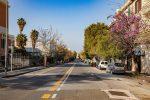 Messina in zona rossa: strade deserte e controlli a tappeto