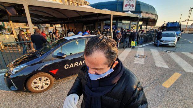 coronavirus, Cateno De Luca, Luciana Lamorgese, Messina, Sicilia, Politica