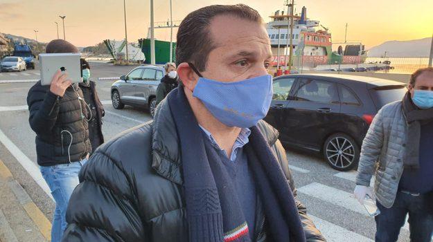 coronavirus, Cateno De Luca, giovanni accolla, Messina, Sicilia, Cronaca