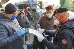 Coronavirus, ordinanza di Pasqua in Sicilia: più controlli sullo Stretto, si esce una sola volta per gli acquisti