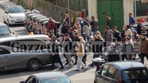 coronavirus, funerale, Luigi Sparacio, Rosario Sparacio, Messina, Sicilia, Cronaca