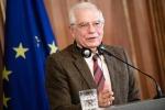 Ue-Cina: portavoce Borrell, mai inchinati a pressioni