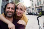 Alessandro, Marika e i piccoli venuti alla luce a Messina