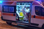 Incidente nell'Agrigentino, una donna morta e tre feriti sulla statale 115