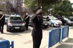 Poliziotto morto a Napoli: a Vibo l'omaggio di polizia, carabinieri e finanza