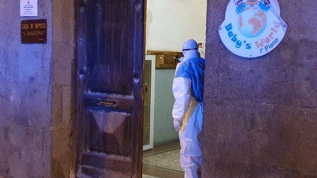 a, casa di riposo, coronavirus, Giuseppe Laganga, Messina, Sicilia, Cronaca