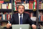 """Messina, De Luca: """"La guerra nord contro sud non serve, ci indebolisce"""""""