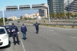 Pasqua a Reggio, tremila persone controllate: 179 denunce per aver violato i divieti sul Coronavirus