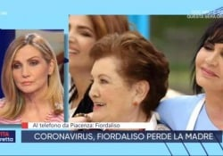 Coronavirus, Fiordaliso: «Ho perso mia mamma, è uno strazio» La cantante racconta alla Vita in Diretta il dolore che sta provando - Ansa
