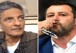 Coronavirus, Fiorello su Salvini: «Chiese aperte a Pasqua? Sarebbe un errore» Lo showman, in diretta su Twitter, sulla proposta di Salvini di riaprire le chiese a Pasqua - Ansa