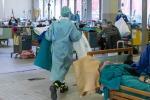 Enza, l'infermiera di Borgia che combatte il Coronavirus in giro per l'Italia