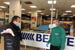 Messina, De Luca guida i controlli nei supermercati: multa e sospensione per 4 attività