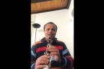 """25 aprile a Messina, il sindaco De Luca suona """"Bella Ciao"""" al clarinetto - Video"""
