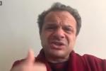 """Attacchi e troppi veleni, lo sfogo di De Luca in un video: """"Posso sbagliare ma chiedo rispetto"""""""