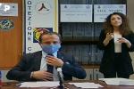 """Messina, De Luca: """"Ars conferma 85 milioni per la città"""""""