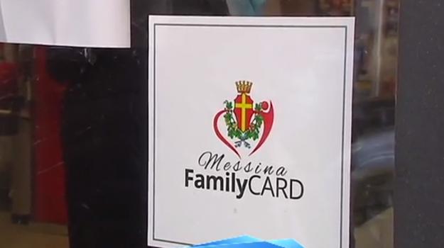 fase 2, Messina Famliy Card, Messina, Sicilia, Economia