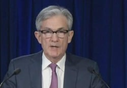 Fed: «Tassi zero fino a che l'economia non supera il coronavirus» L'annuncio del presidente Powell - Ansa