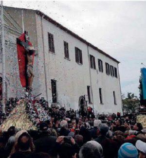 Cosenza, la festa del Crocifisso slitta al 20 settembre per l'emergenza Coronavirus