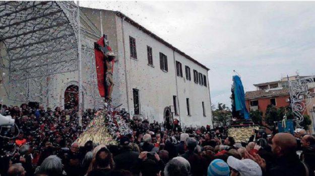coronavirus, festa del crocifisso, Cosenza, Calabria, Società