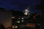 Messina, fuochi d'artificio illuminano il cielo a Giostra: Vigili urbani a caccia dei responsabili