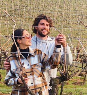 """Moser-Rodriguez: """"Quarantena in campagna, ecco la nostra vita da contadini"""""""
