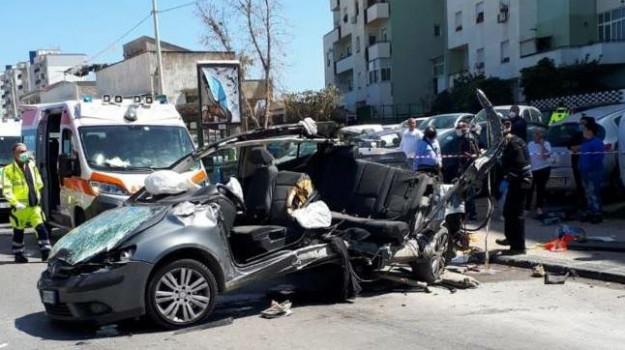 incidente, palermo, Sicilia, Cronaca