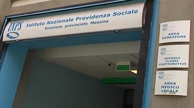 inps, Marcello Mastrojeni, Messina, Sicilia, Cronaca