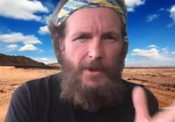 Jovanotti, parte il docutrip «Non voglio cambiare pianeta» Su RaiPlay dal 24 aprile un viaggio in bici tra Cile e Argentina - Ansa