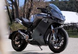 La prova della moto elettrica Zero Sr/S , - CorriereTV