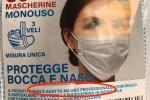 Paola, inviate ai medici mascherine per il Coronavirus non idonee all'uso ospedaliero