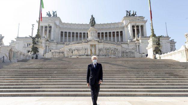 25 aprile, liberazione, Sergio Mattarella, Sicilia, Politica
