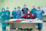 «Persone da accarezzare, non numeri», la missione dei medici del Policlinico di Messina