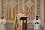 Messina, monsignor Di Pietro presiede il solenne pontificale nel silenzio della Cattedrale