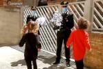 Reggio Calabria, i carabinieri della scuola allievi donano uova pasquali a famiglie bisognose