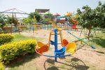 Parco giochi a Bordonaro, il quartiere popolare di Messina