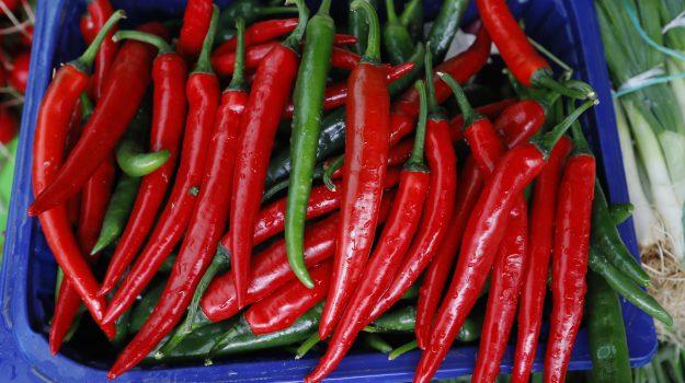 calabria, import, peperoncino, Calabria, Economia
